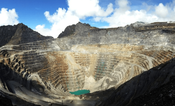 Grasberg Mine Indonesia