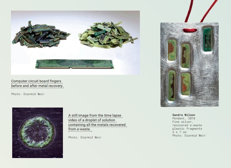Sandra Wilson's jewellery